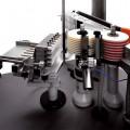 Etiketovací stroj Linx - detail etiketovací skupiny