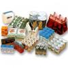Příklady balených produktů